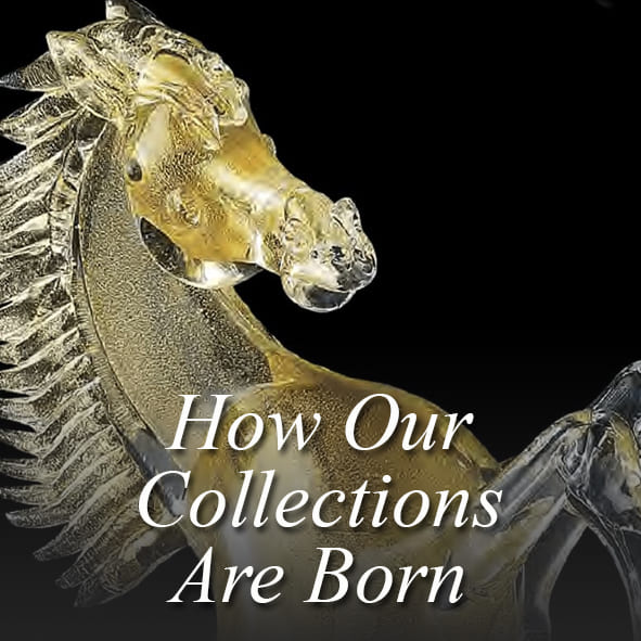 How Our Collection are born