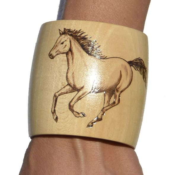Gallop Horse 8 Wear