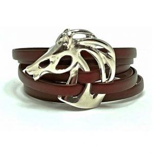 Head Horse 328 Bracelet