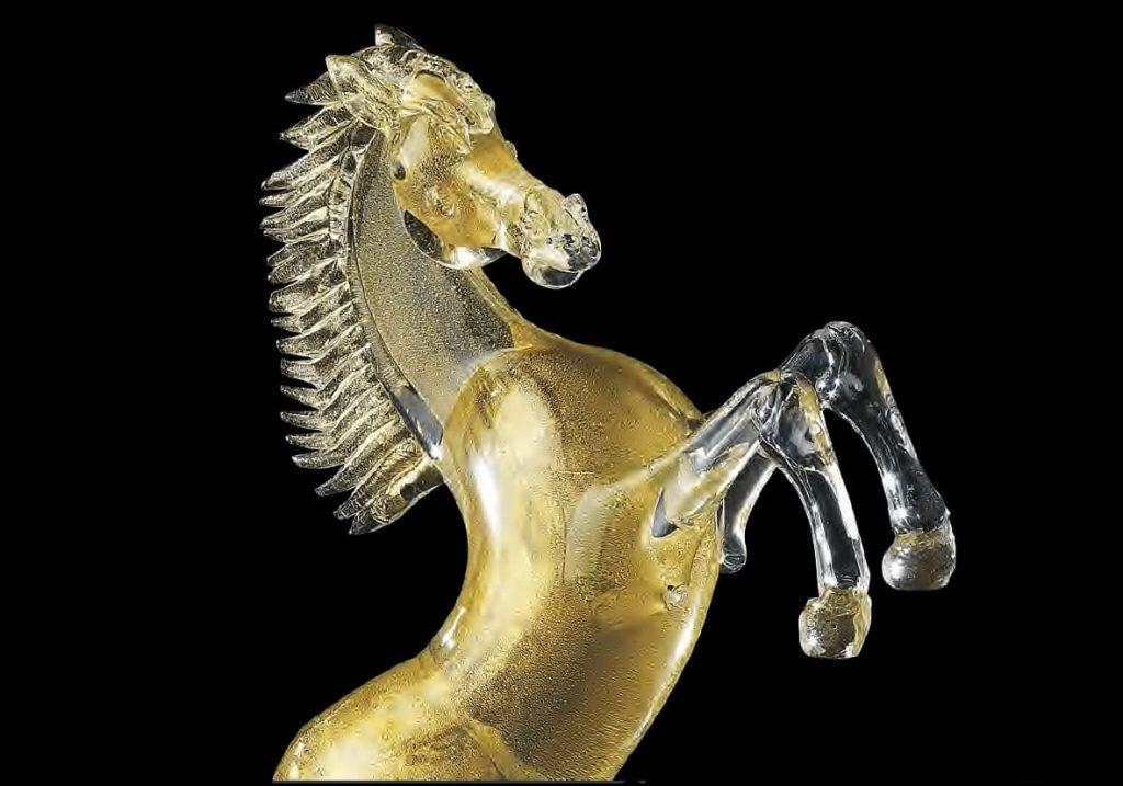How Murano Glass Horses are born