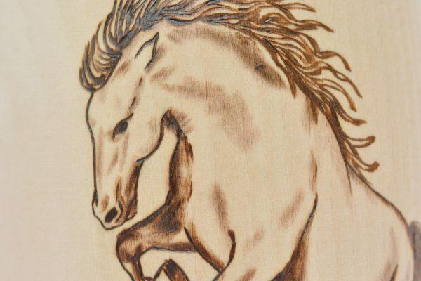 Wild Horse Bracelet 10 detail