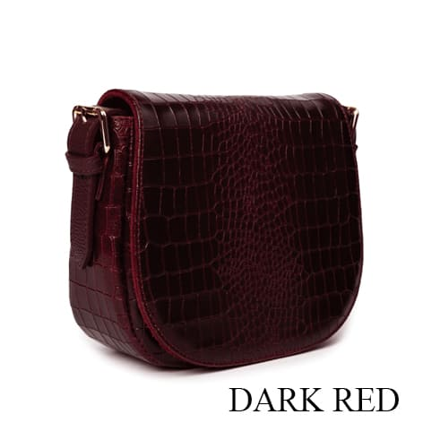Dressage Iconic Bag Dark Red