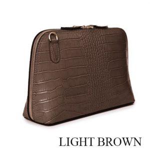 Dressage Little Bag Light Brown