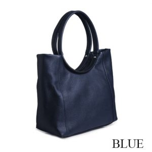 Dressage Round Handle Bag Blue
