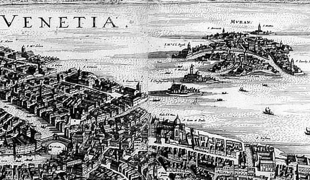 Venetia and Murano Island