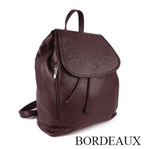 Riding Backpack Bordeaux