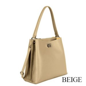 Riding Classic Bag Beige