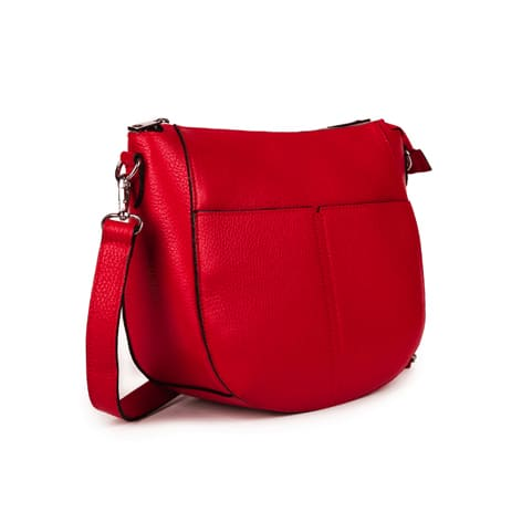 Riding Compact Bag Red