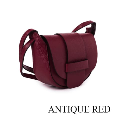 Riding Little Bag Antiuque Red