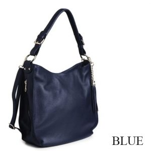 Riding My Bag Blue