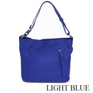 Riding Sport Bag Light Blue