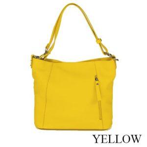 Riding Sport Bag Yellow