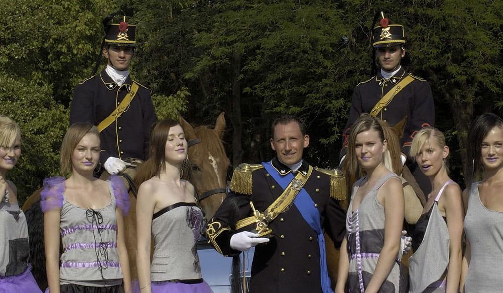 Fashion and horses 1