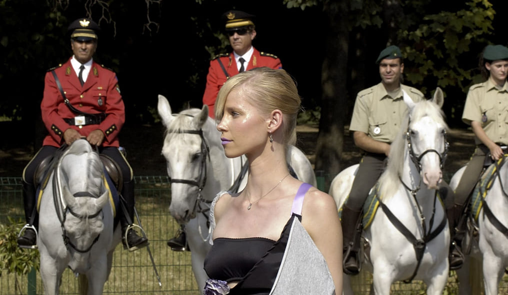 Fashion and horses 2