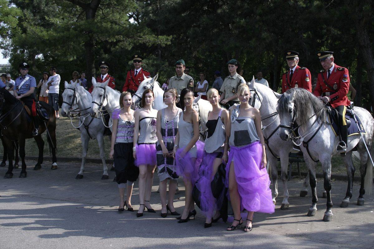 Fashion and horses