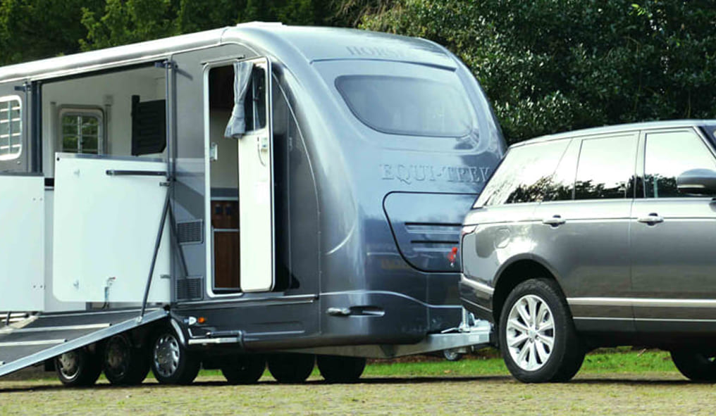 Horse Trailer Driving Tips