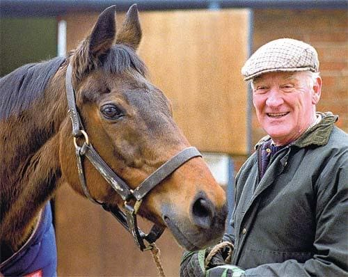 Red Rum and Ginger McCain