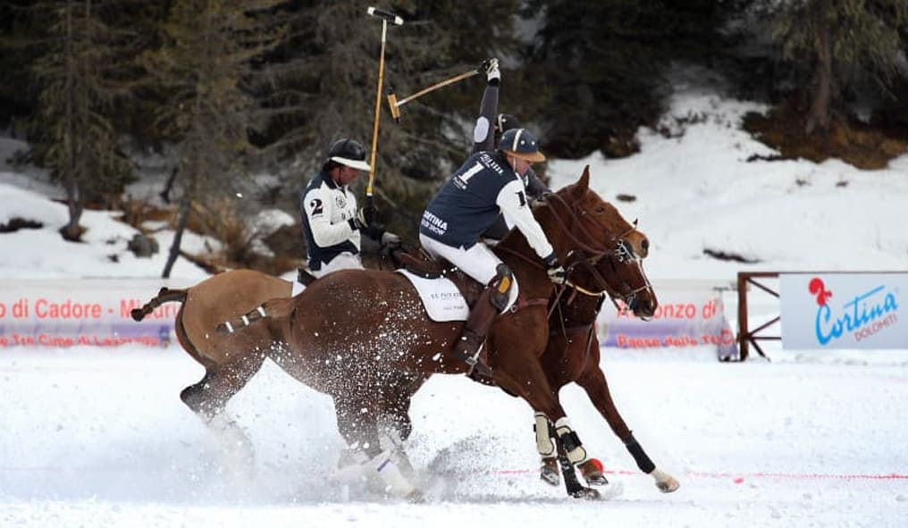 Horseback in Cortina Polo
