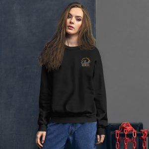 Club Horse Unisex Sweatshirt Embroidered