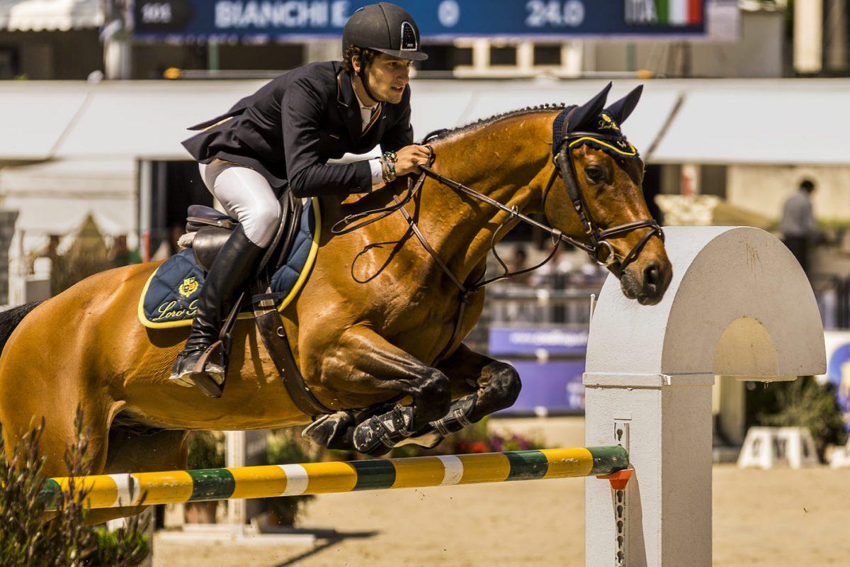 Horse Riding Lucio Artioli