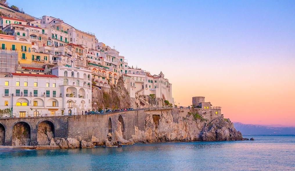 Horseback Riding in Amalfi Coast