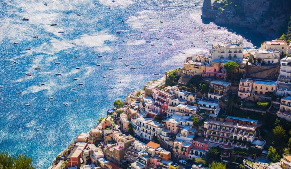 Horseback Riding in Amalfi Coast Positano