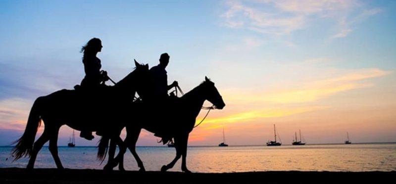 Horseback Riding in Taormina