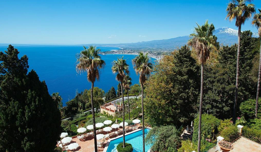 Horseback Riding in Taormina Hotel Villa Belvedere