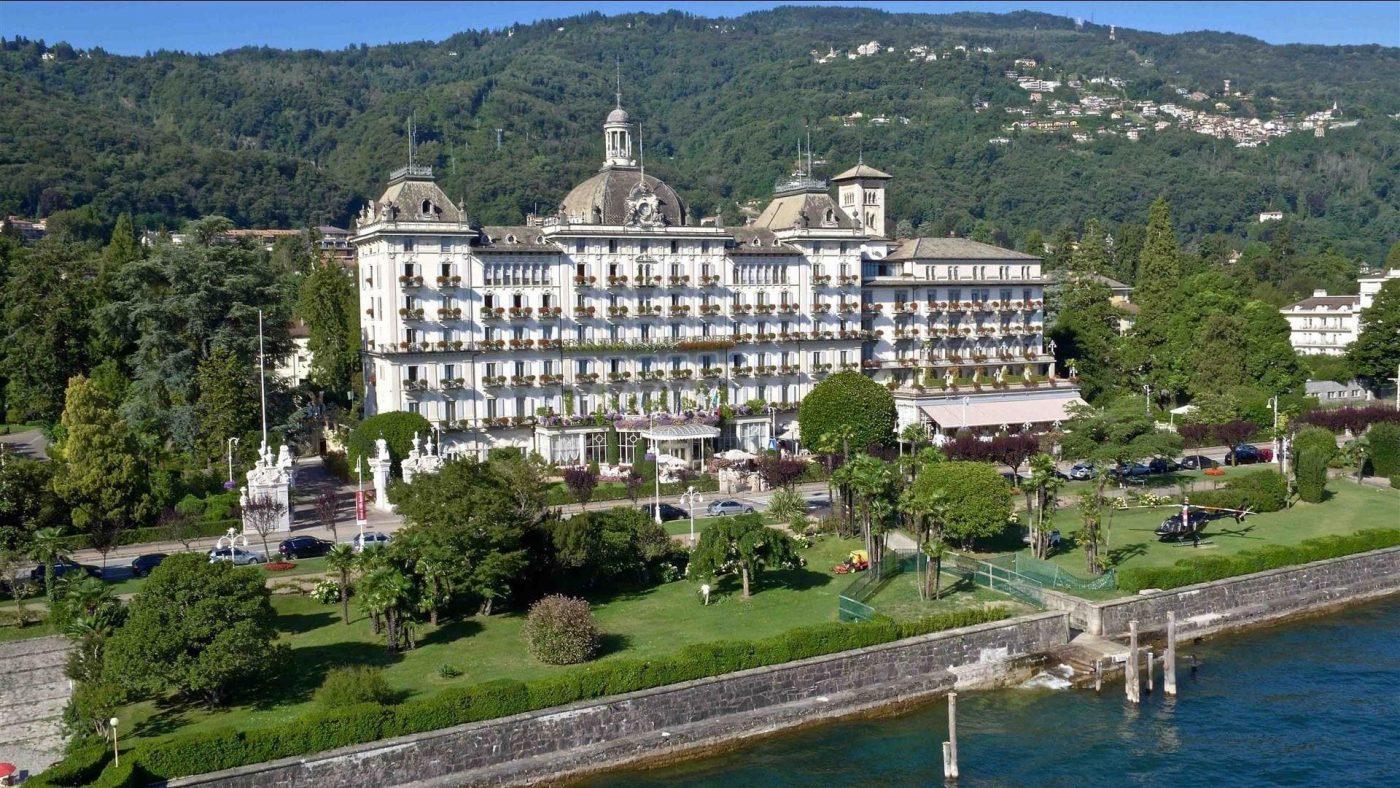 Horseback riding on Lake Maggiore grand_hotel des iles borromees