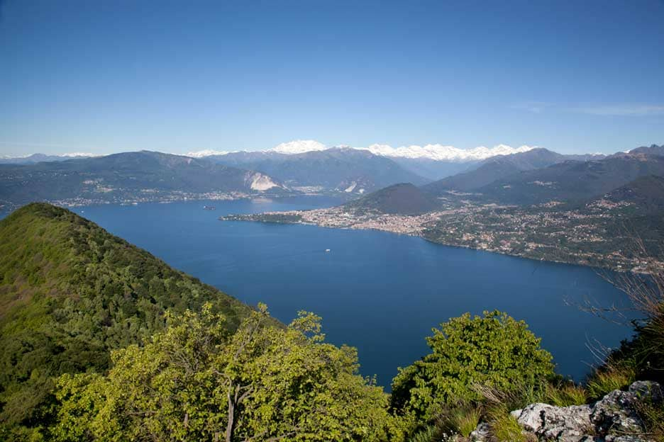 Horseback riding on Lake Mggiore Pizzoni-di-Laveno