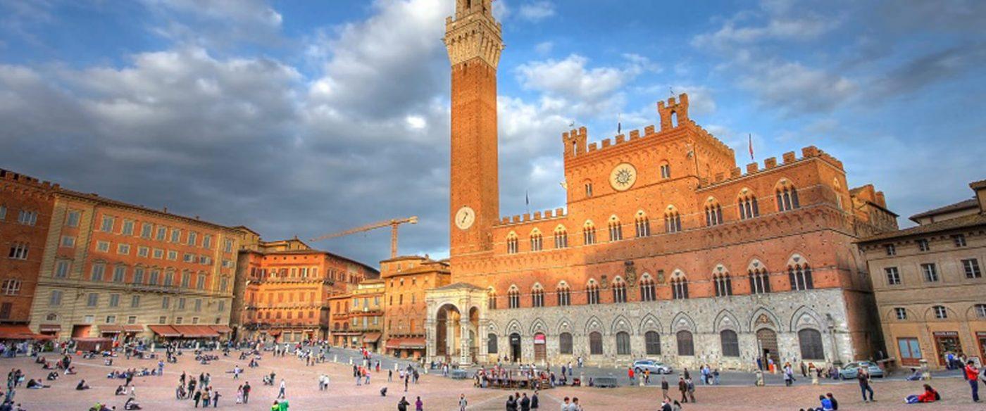 Palio di Siena Piazza Del Campo