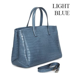 Riding Elegant Bag Light Blue