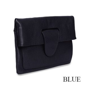 Riding Hand Bag Blue
