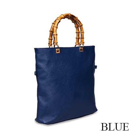 Riding Shopping Bag Blue