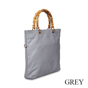 Riding Shopping Bag Grey