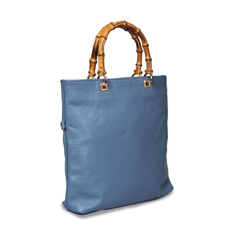 Riding Shopping Bag Light Blue 2