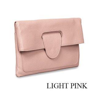 Riding hand Bag Light Pink