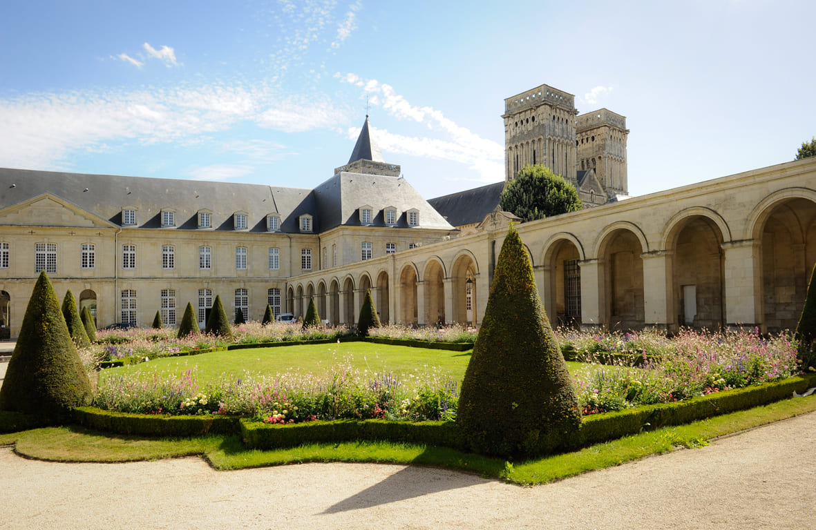 Horseback Ridind in Normandy Abbaye