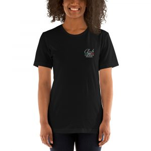 Short-Sleeve Unisex T-Shirt Club Cavallo Italia