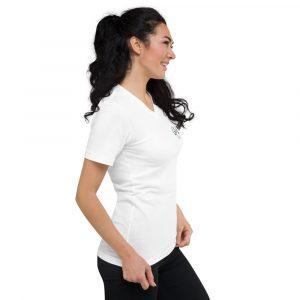 Club Cavallo Italia Unisex Short Sleeve V-Neck T-Shirt