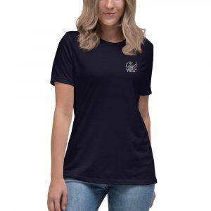 Women's Relaxed T-Shirt Club Cavallo Italia