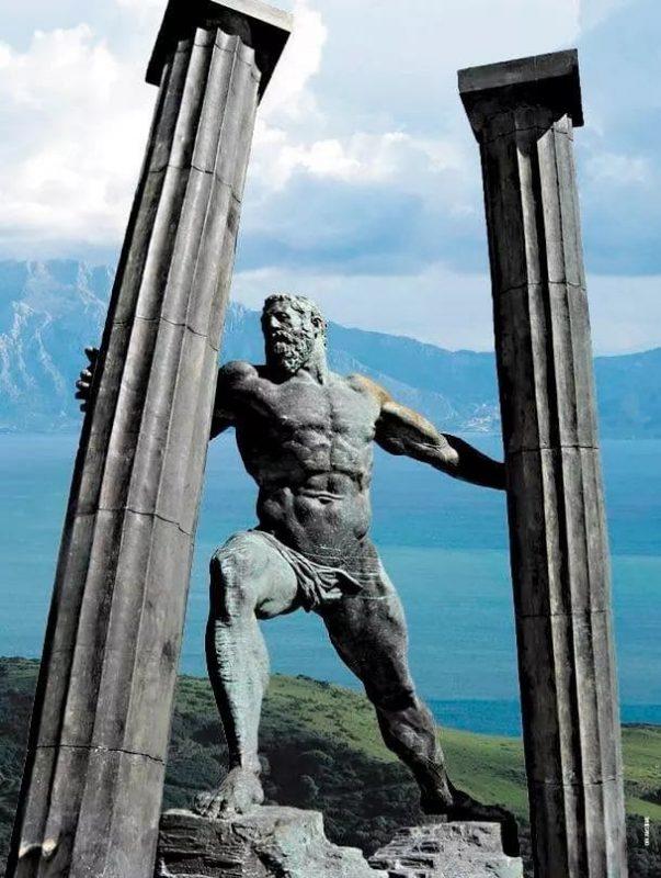 Horseback Riding in Tropea Pillars of Hercules