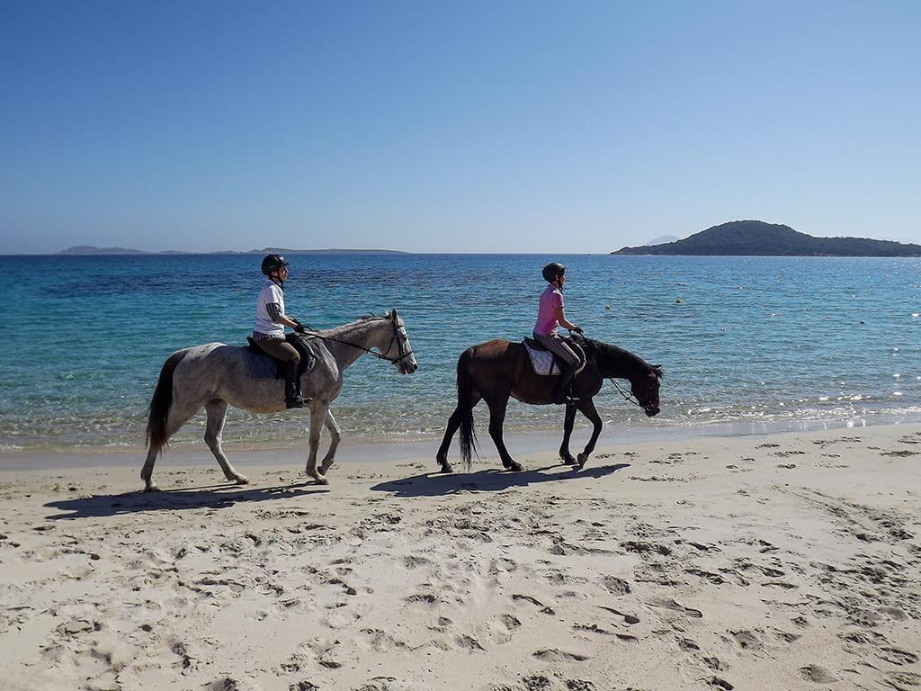 Horseback Riding on the Costa Smeralda