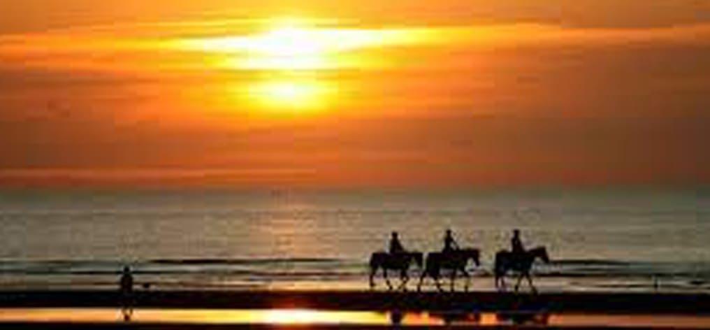 Horsebak Riding on the Costa Smeralda