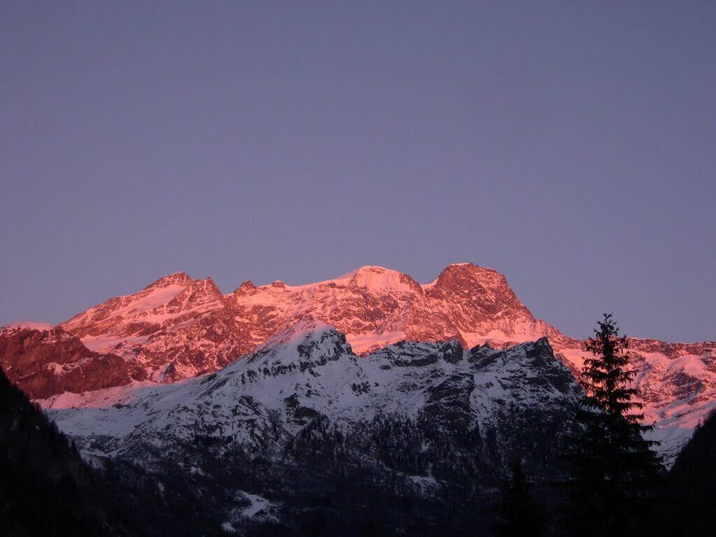 Horseback Riding in the Aosta Valley Monte Rosa