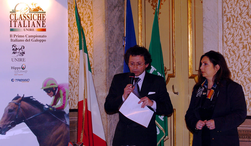 Italian Gallop Championship Presentation 1