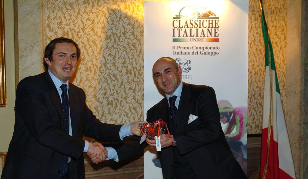Italian Gallop Championship awards