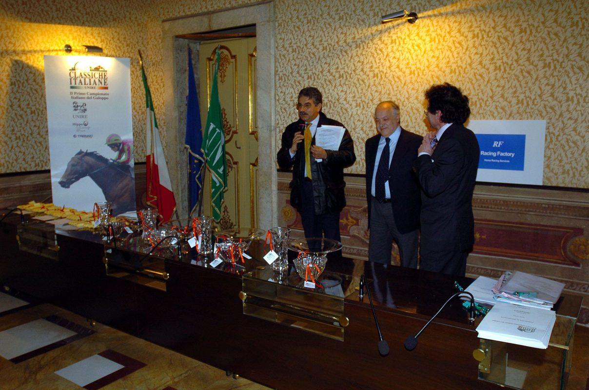 Italian Gallop Champioship Awards PanziPanzi