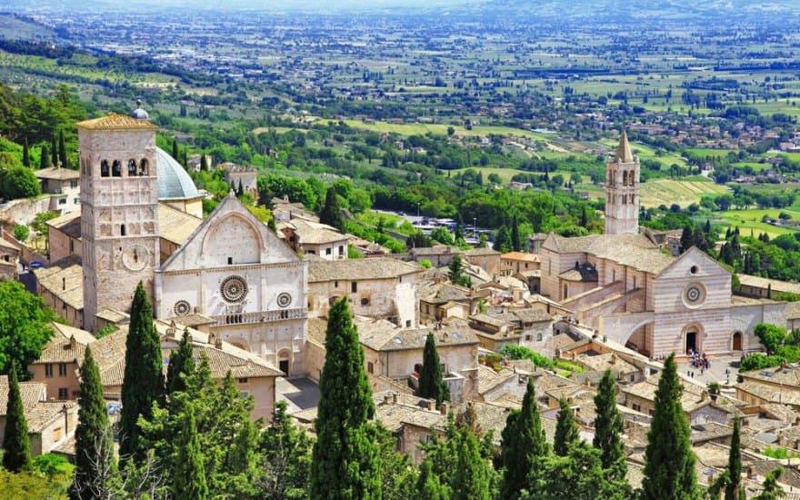 Horseback riding in Assisi 1