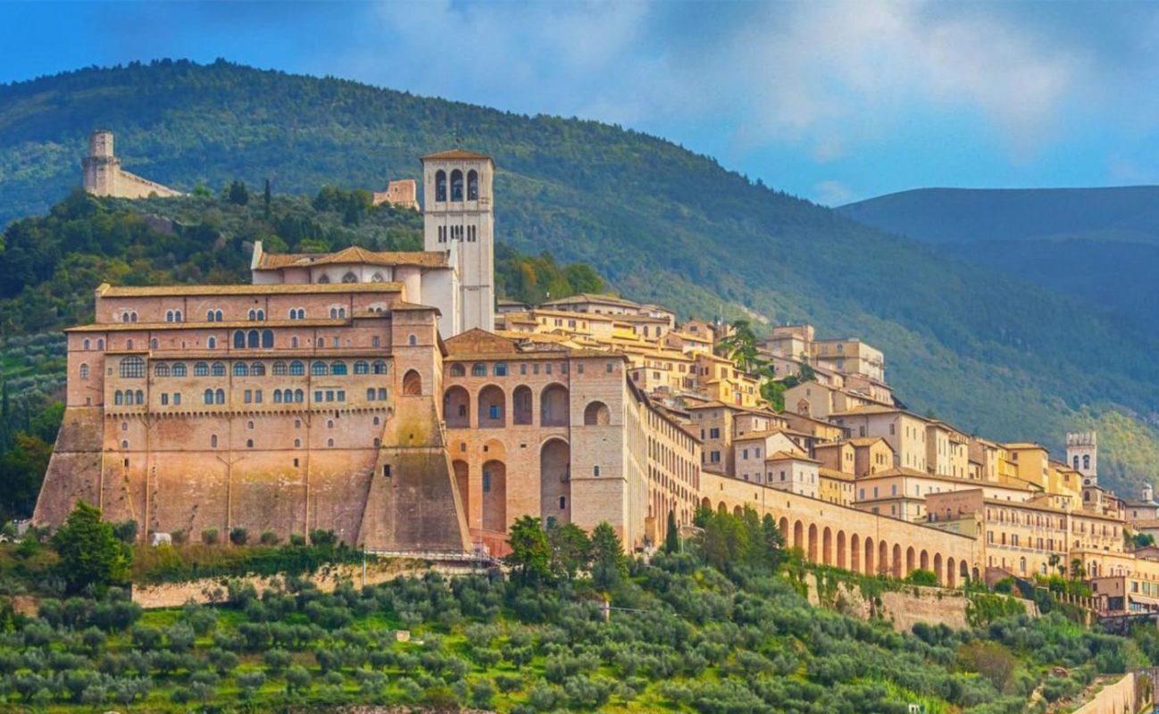 Horseback riding in Assisi